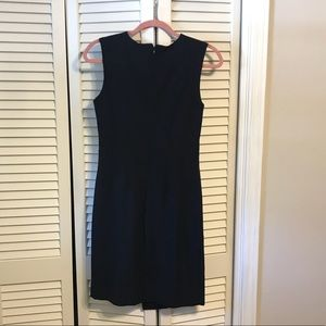 Merona Dresses - Navy Merona Sheath Dress